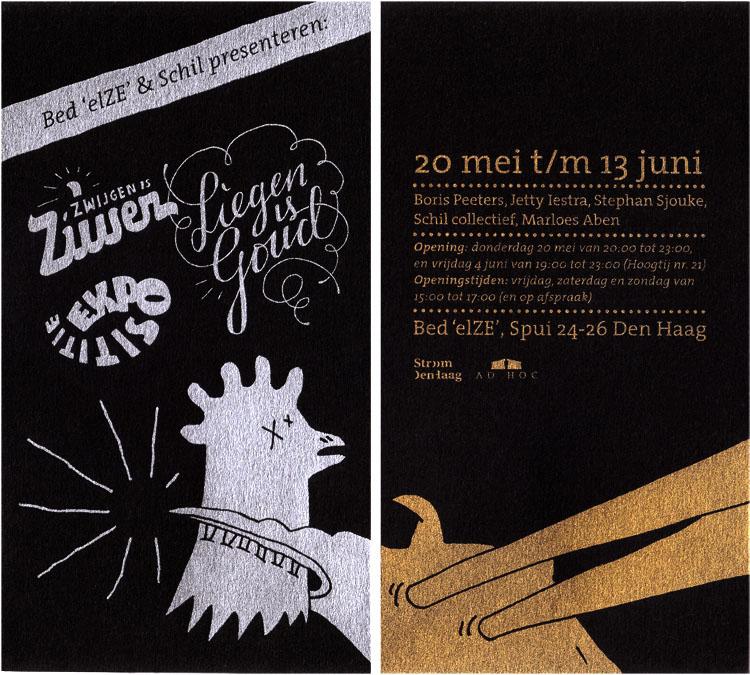grafisch ontwerp flyer