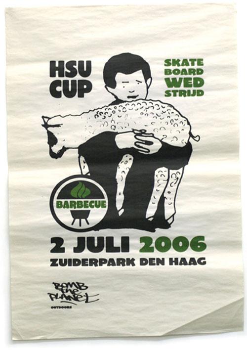 Poster ontwerp HSU