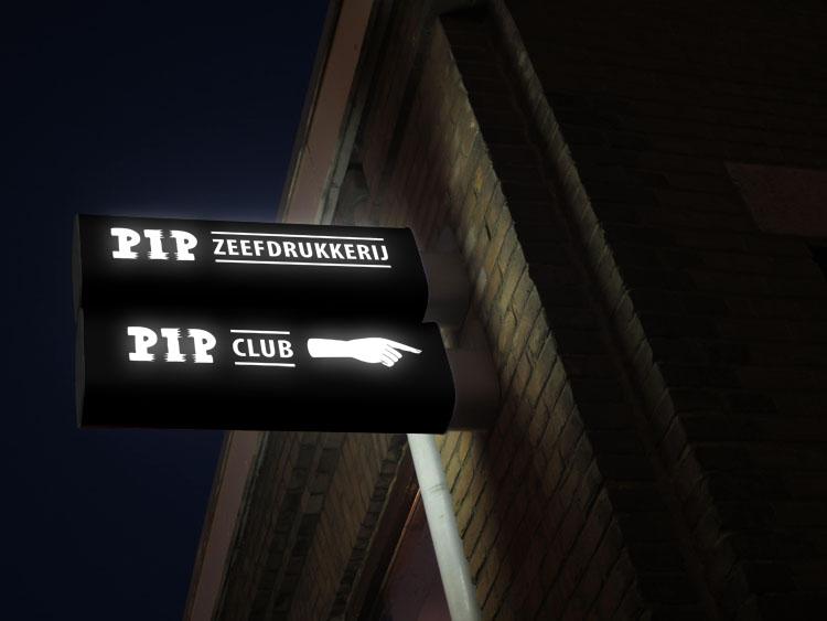 logo en huisstijl PIP