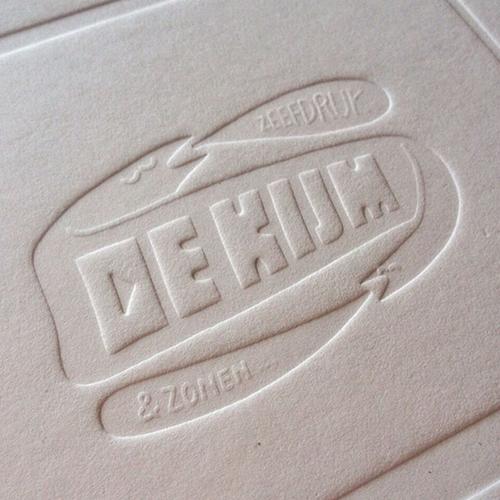 Letterpress letterpers